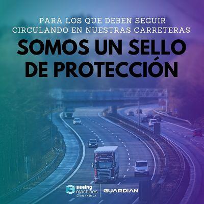 ¡SOMOS UN SELLO DE PROTECCIÓN PARA LOS CONDUCTORES!