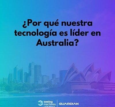 LA SOLUCIÓN TECNOLÓGICA QUE REPRESENTAMOS PARA TODO LATÍN AMÉRICA NACE DE SEEING MACHINES, EMPRESA AUSTRALIANA LÍDER MUNDIAL EN TECNOLOGÍA DE VISIÓN COMPUTARIZADA Y MACHINE LEARNING.